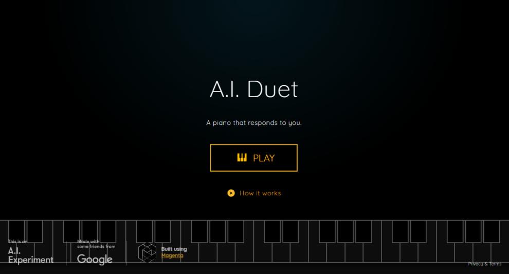 Resultado de imagem para AI duet