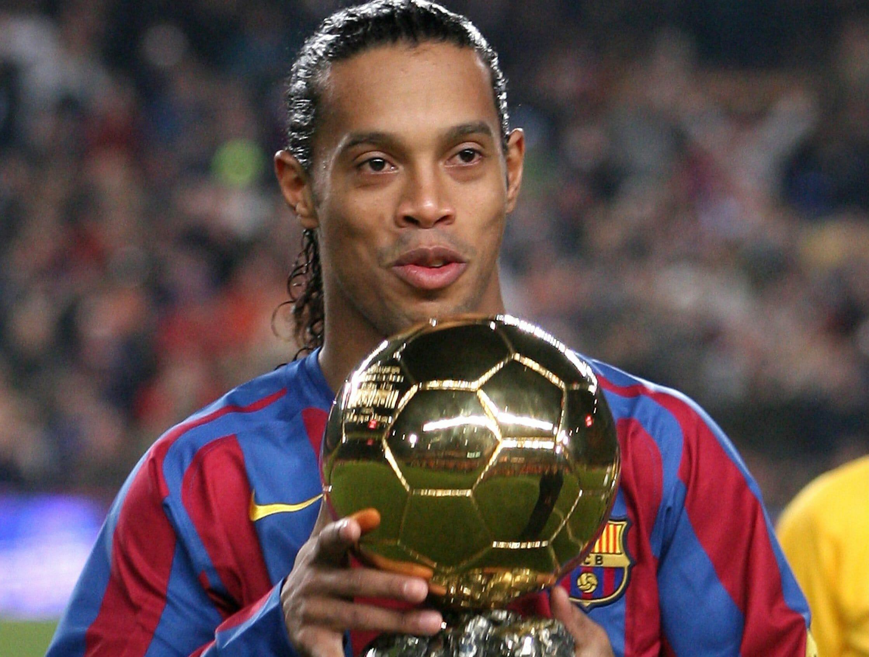 Ronaldinho featured as a guest artist in new Latin dance singleRonaldinho Ballon Dor