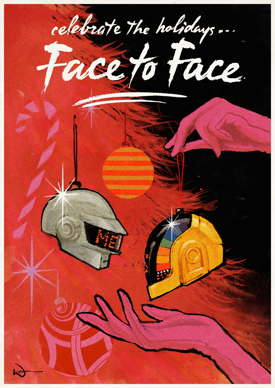 'Tis the season: Daft Punk unveils new holiday merchandise03. ORNAMENTS V2