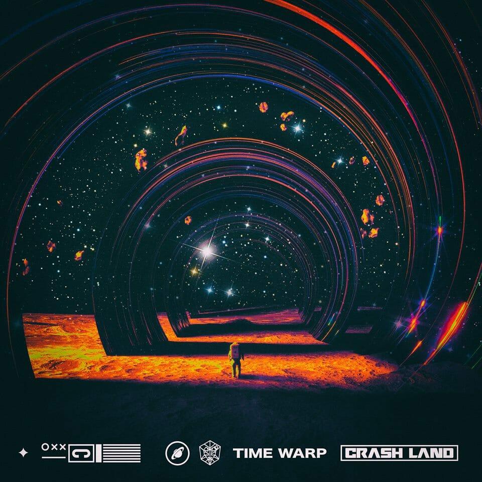 Crash Land slings out celestial hip-hop gem, 'Time Warp'Crash Land Time Warp CDQ