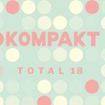 Kompakt details 'Total 18' compilation