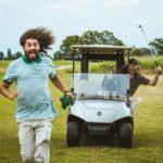 Premiere:  Korky Buchek – Higher ft KymieKorky Golfin 31 1