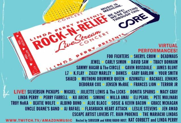deadmau5 tapped for Rock 'N' Relief benefit concertRocknrollrelief2021top 638