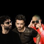 "R3HAB, Luis Fonsi, Sean Paul team up on future summer anthem ""Pues""Press Pic R3HAB Luis Fonsi Sean Paul C CYB3RPVNK"