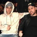BTS' label purchases Scooter Braun's management companyScotter Braun Justin Bieber Credit Teen Vogue