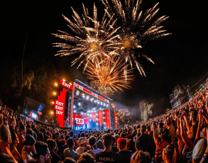 EXIT Festival celebrates a monumental 20th anniversary in Novi Sad, Serbia — photos by Jelena Ivanovic, Marko Edge, and Benny Gasi - Dancing Astronaut